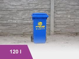 Pojemnik 120 l na odpady