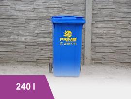Pojemnik 240 l na odpady