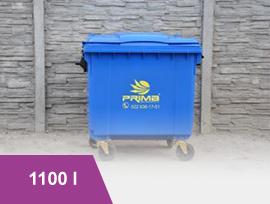 Pojemnik 1100 l na odpady